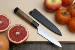 What kitchen knives do I need?  Utility Knife The little brother of the Chef's knife. It's ideal for more delicate cutting tasks.