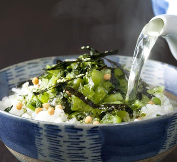 chazuke ricesoup Japanese