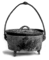 early dutch oven pot