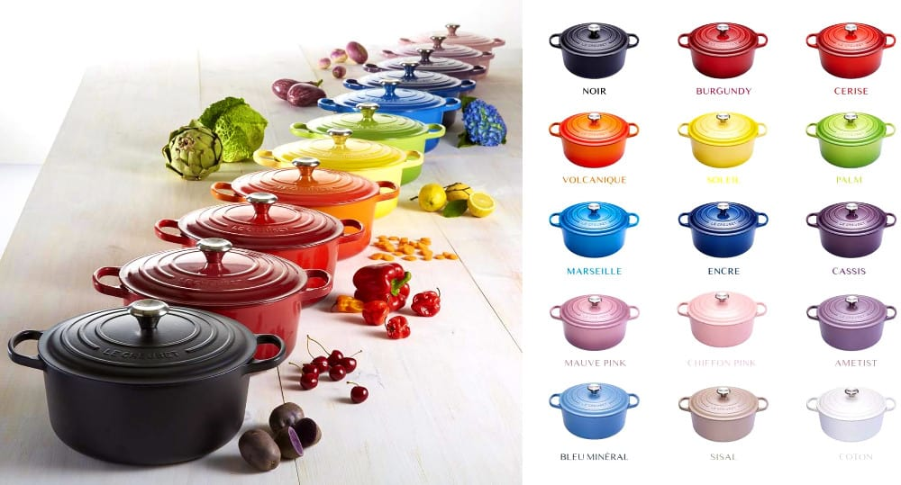 all colors dutch oven