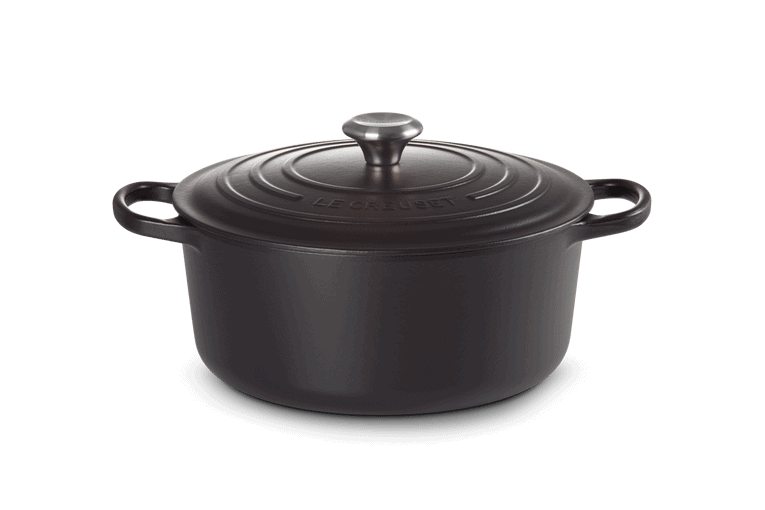 Le creuset Dutch Oven black