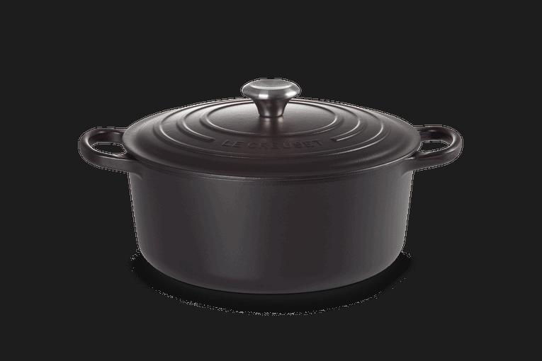 Le creuset Dutch Oven black