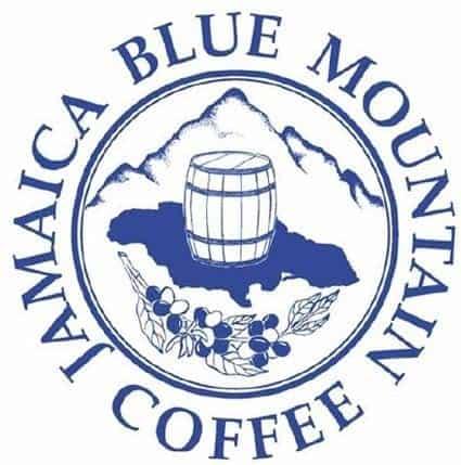 original stamp Jamaica blue mountain coffee