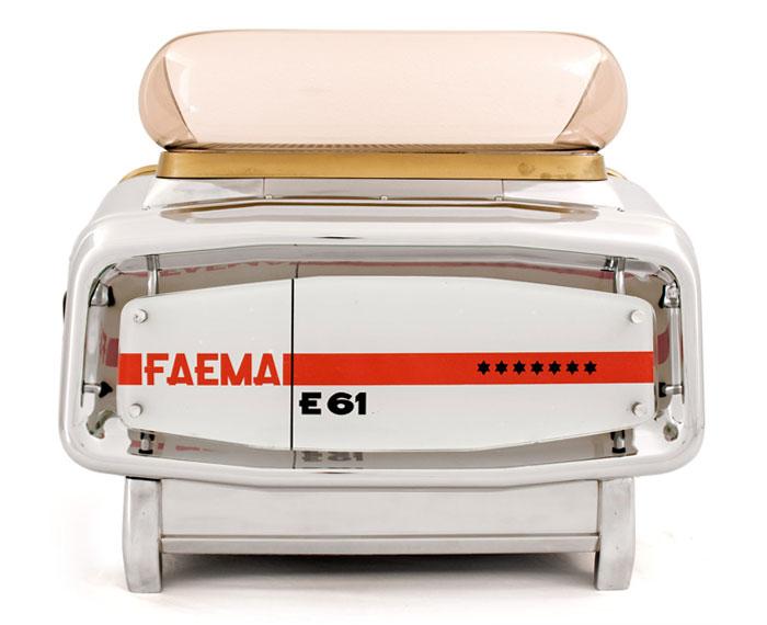 FAEMA E 61 backside