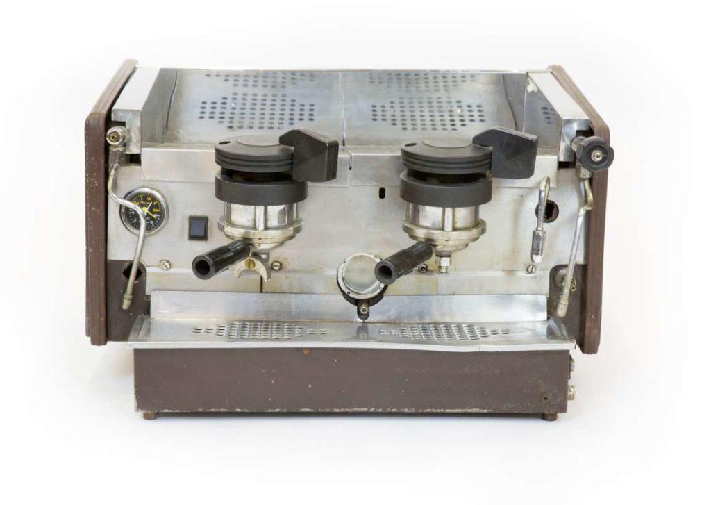 La Marzocco developed the GS machine,