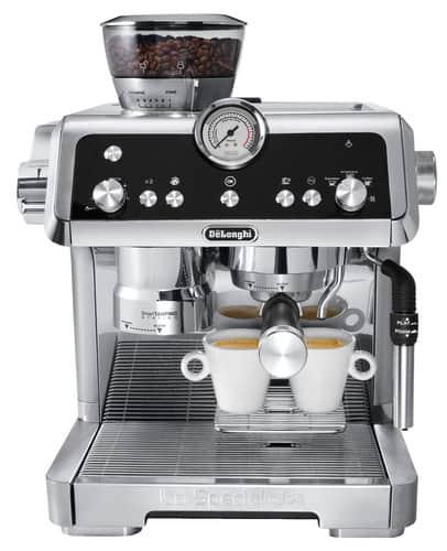 Espresso machine for private use