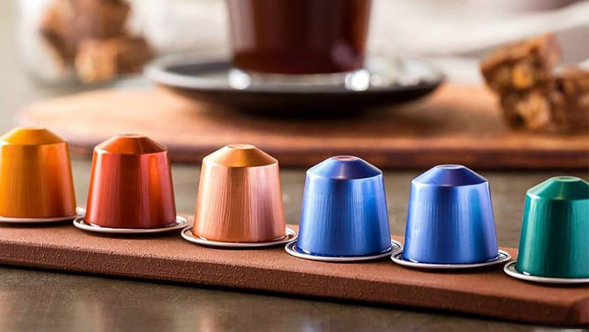 Aluminium Caps nespresso coffee